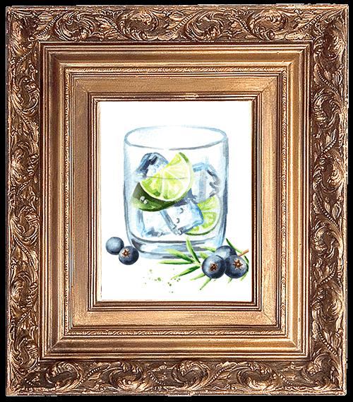 Adlam's Gin